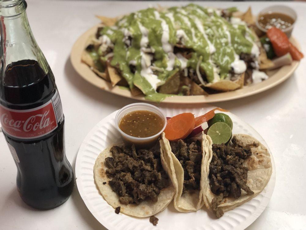 Mexican Restaurant On San Gabriel Blvd