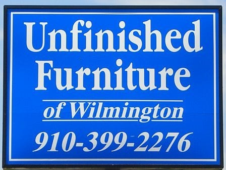 Unfinished Furniture Of Wilmington 6605 Market St Wilmington, NC Furniture  Stores   MapQuest