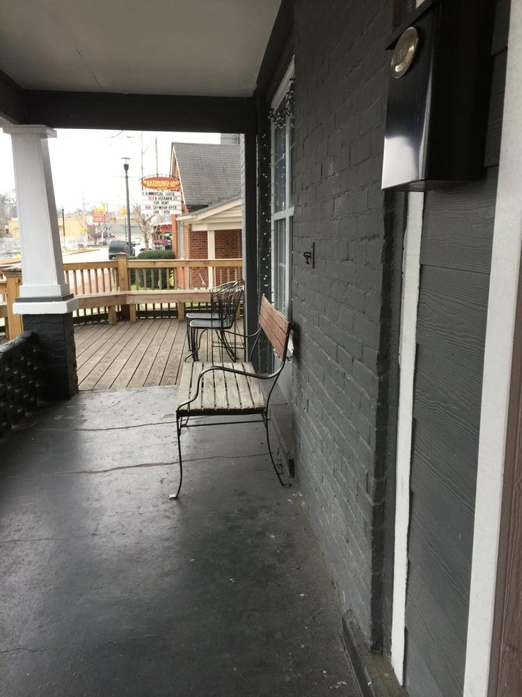 Waiting Area Outside Yelp