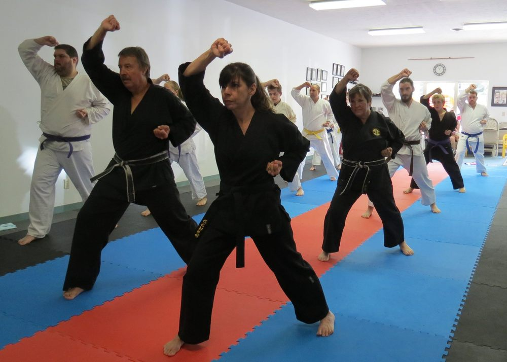 Odayaka Martial Arts Studio: 602 South St, Chardon, OH