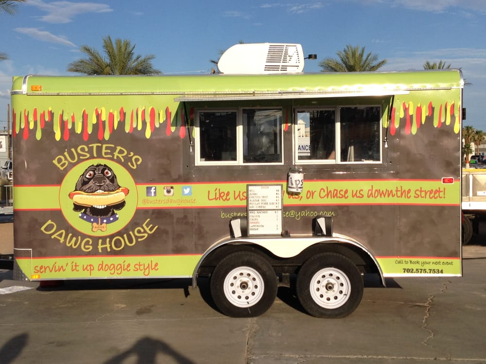 Buster's Dawg House: Las Vegas, NV