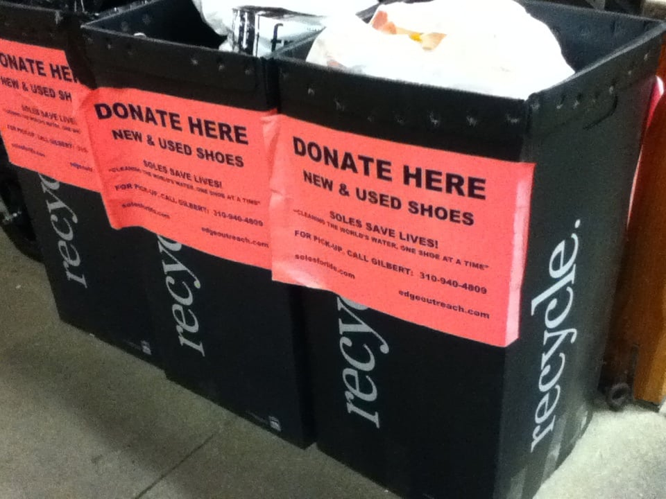 Photo Of Rei Manhattan Beach Ca United States Recycle Your Shoes