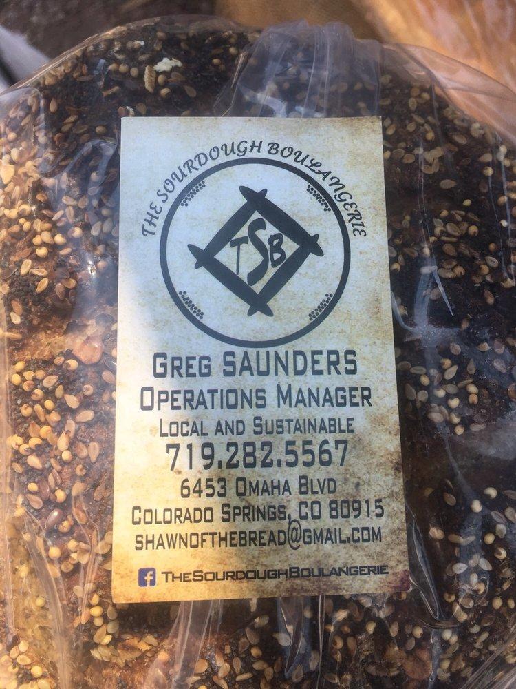 The Sourdough Boulangerie