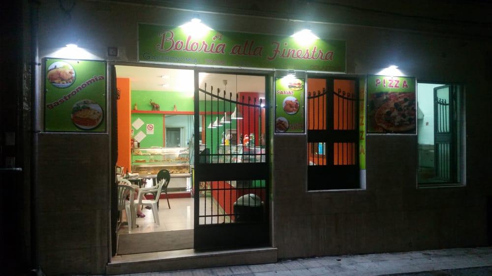 Boloria alla finestra cucina italiana via re martino - Finestra italiana ...