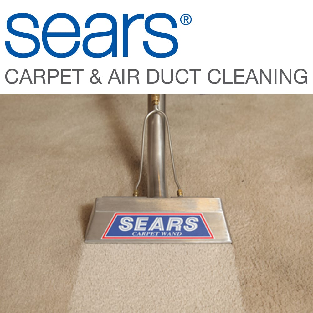 Sears Carpet Cleaning and Air Duct Cleaning: Lansing, MI