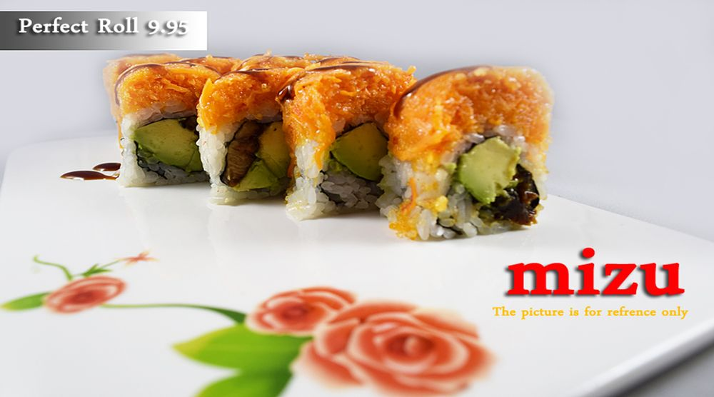 Mizu Japanese Restaurant - Niles: 5555 Youngstown Warren Rd, Niles, OH