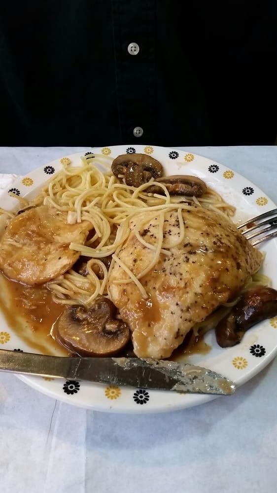 Rossi's Restaurant: 228 Main Ave, Aliquippa, PA