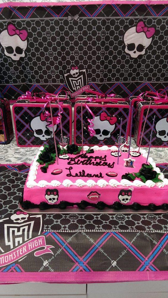 Birthday Cake From Ralphs Bakery Yelp