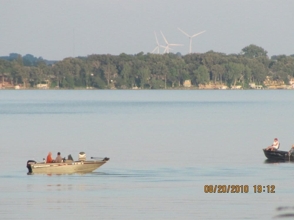 Marble Beach State Park Campground: 12320 240th Ave, Spirit Lake, IA