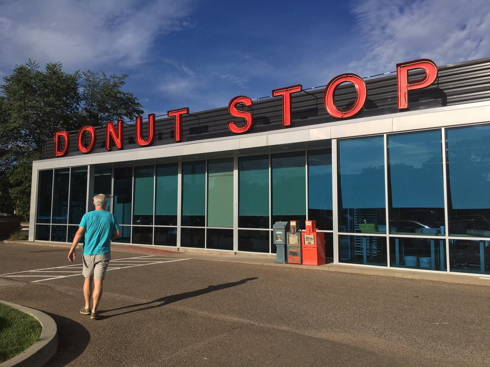 Donut Stop: 100 23rd St, Canyon, TX