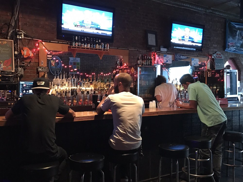 the hookup bar in virginia beach