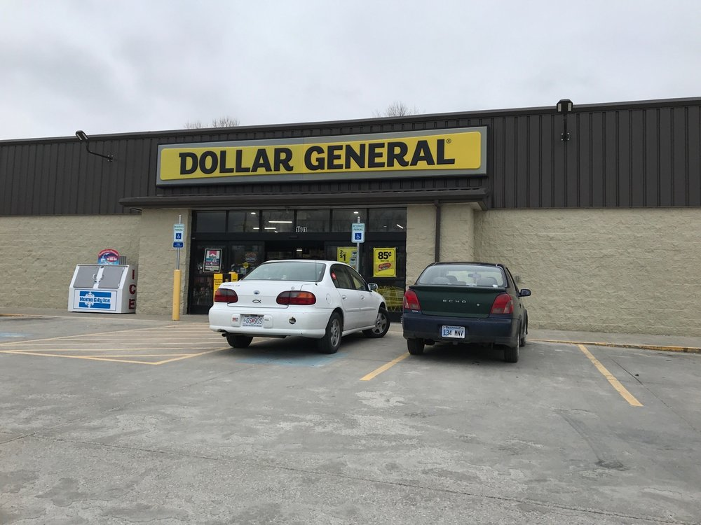 Dollar General: 3323 Saint Joseph Ave, Saint Joseph, MO