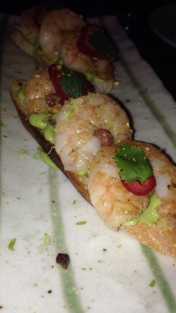 Shrimp bruschetta yelp for Gt fish and oyster chicago