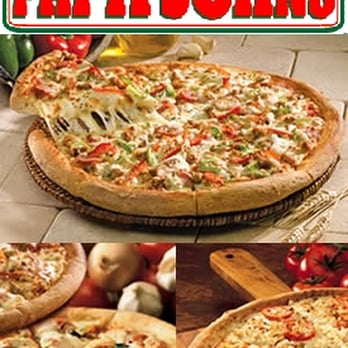 Technical Difficulties - WD-NS   Papa John's Pizza