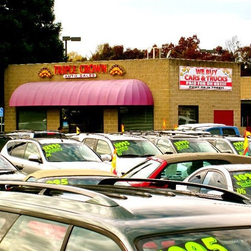 Roseville Auto Sales >> Triple Crown Auto Sales - 47 Reviews - Car Dealers - 1001 ...