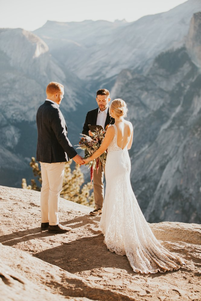 Yosemite Adventure Elopements: Mariposa County, CA