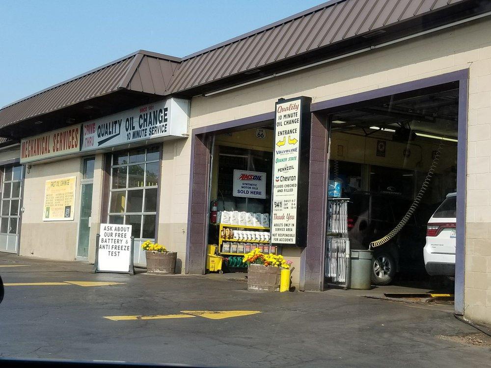 Quality Lube Oil & Auto Repair Center: 3450 E Walton Blvd, Auburn Hills, MI