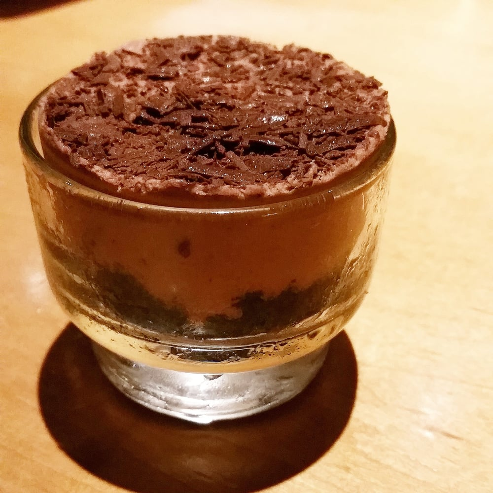 Chocolate mousse dolcini! - Yelp