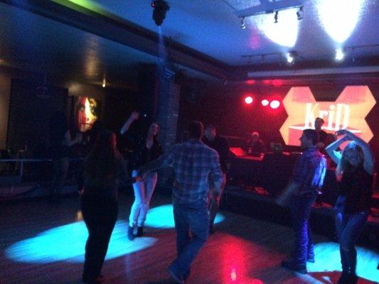 The Cellar Door 101 West Main Street Visalia CA Music Shows