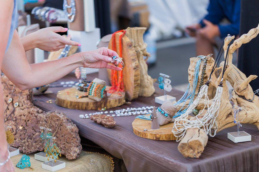 The Street Fair at College of the Desert: 43-500 Monterey Ave, Palm Desert, CA