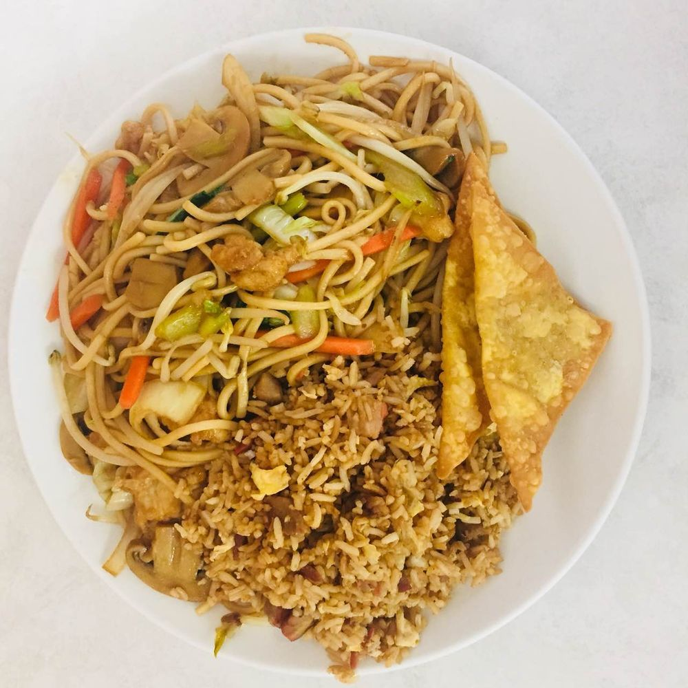 Chuck's Chinese & American Food: 9409 Atlantic Ave, South Gate, CA