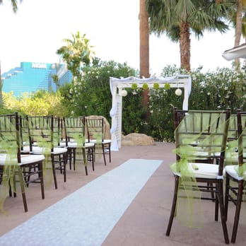 Photo Of Tropicana Lv Weddings Las Vegas Nv United States The Arbor