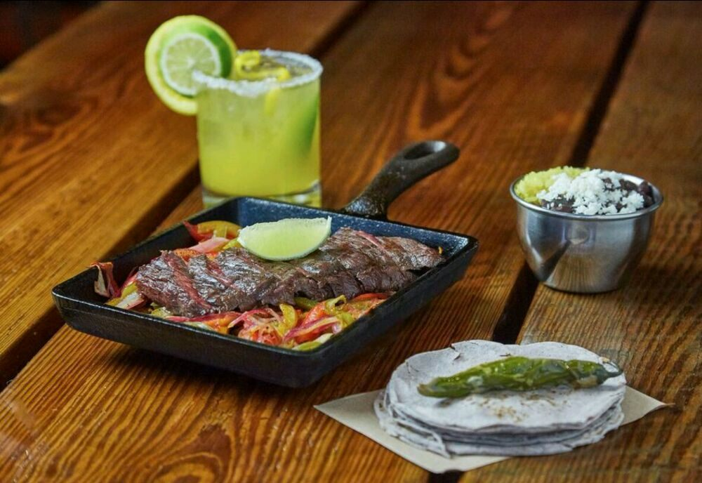 Totopos Street Food Tequila Greenville Nc