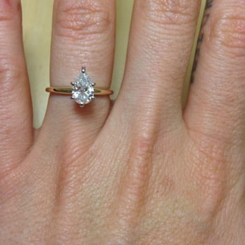 photo of strada jewellery toronto on canada my gorgeous engagement ring after - Wedding Rings Toronto
