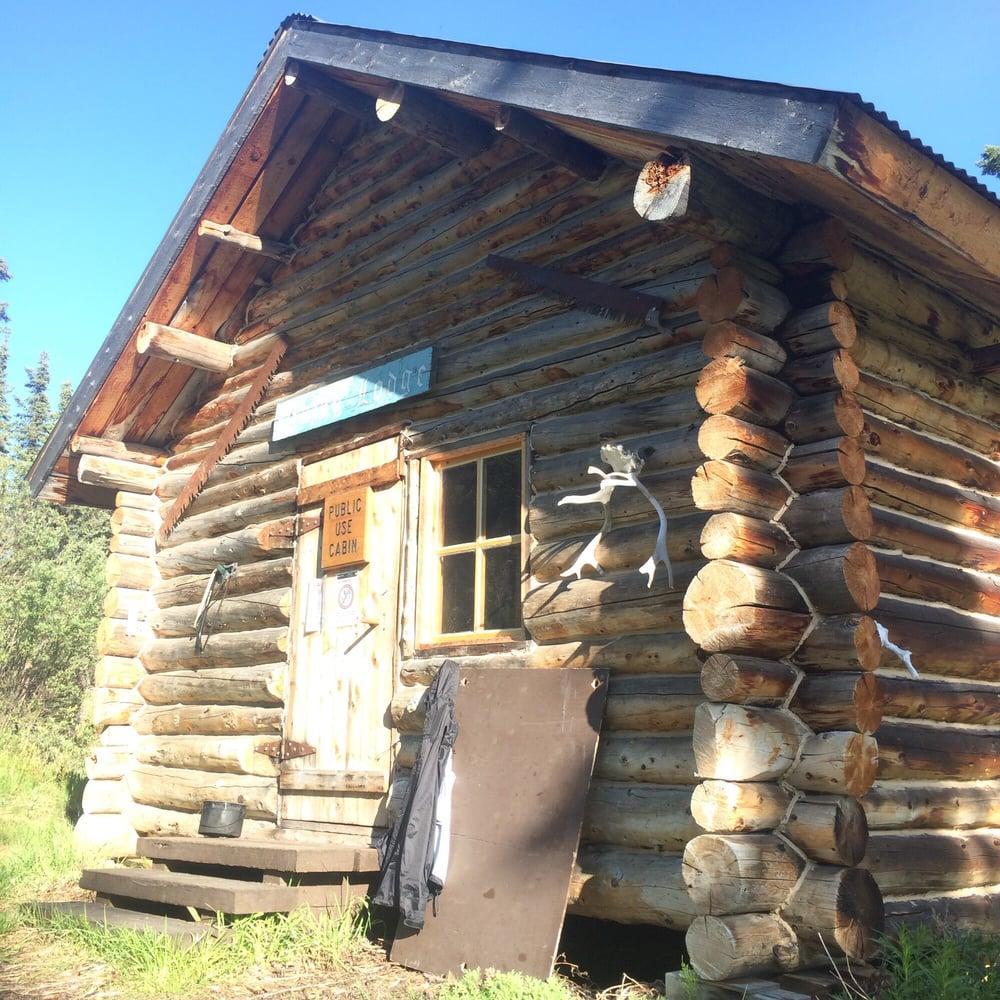 Photo Of Slana Ranger Station   Copper River, AK, United States. Viking  Lodge
