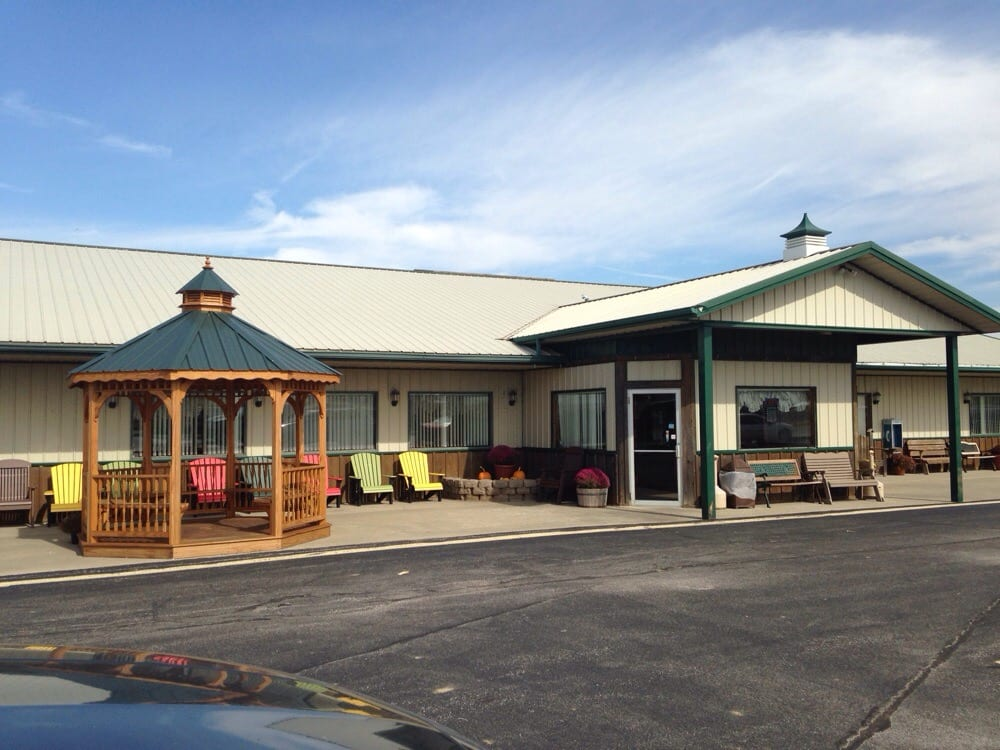 Knepp's Country Cafe: 4630 E US Highway 50, Washington, IN
