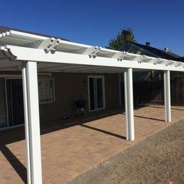 Photo Of Soltech Patio Covers   San Diego, CA, United States. Laguna Lattice