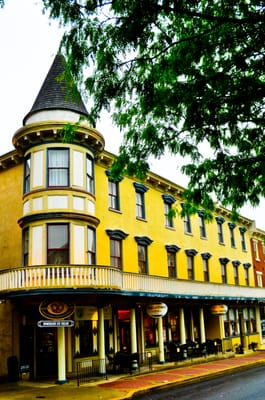 The Doylestown Inn 18 W State St Pa Hotels Motels Mapquest