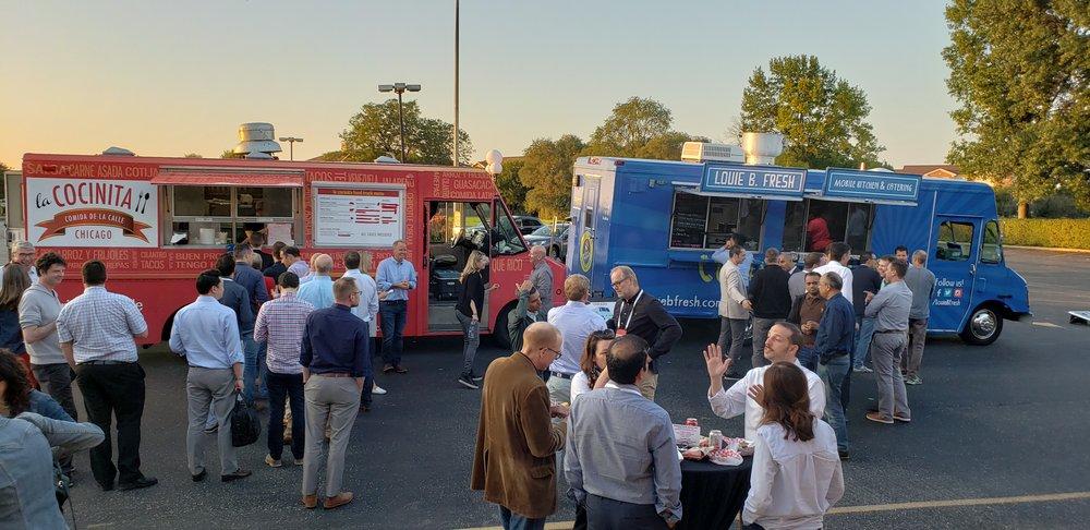 Chicago Food Truck Hub