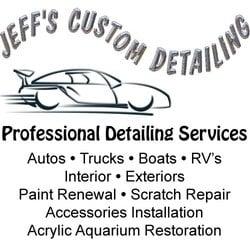 Jeff's Custom Detailing: 391 St Helens St, St. Helens, OR