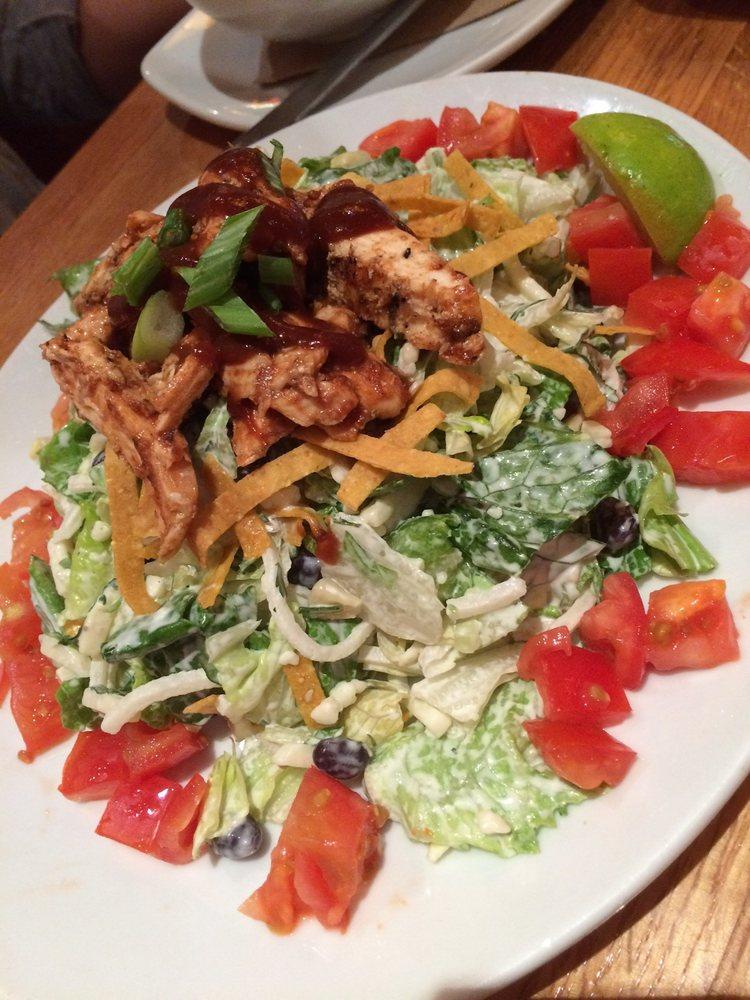 Enjoyable Bbq Chicken Chopped Salad Half Size Yelp Interior Design Ideas Skatsoteloinfo