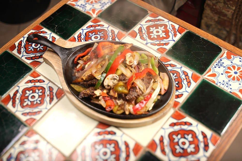 Dahlias Mexican Restaurant Menu