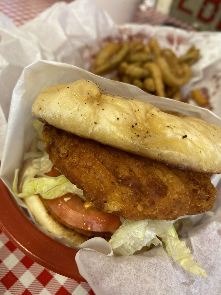 Dubl-R Old Fashioned Hamburgers: 1810 Herring Ave, Waco, TX