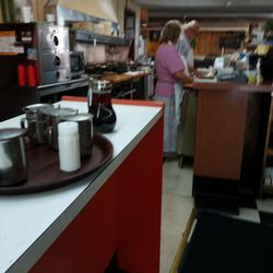 Miles Cafeteria American Traditional 110 N Marietta St