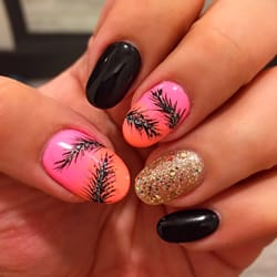 Nail design 58 photos 41 reviews nail salons 12678 se 38th photo of nail design bellevue wa united states round tips with ombre prinsesfo Choice Image