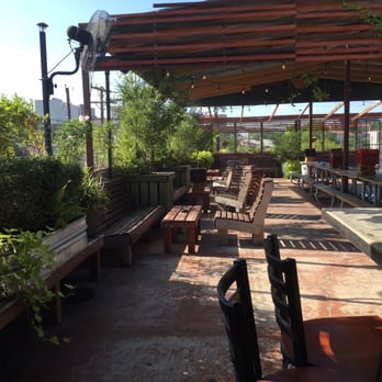 Photo Of Shade Rooftop Patio   San Marcos, TX, United States. Great Outdoor