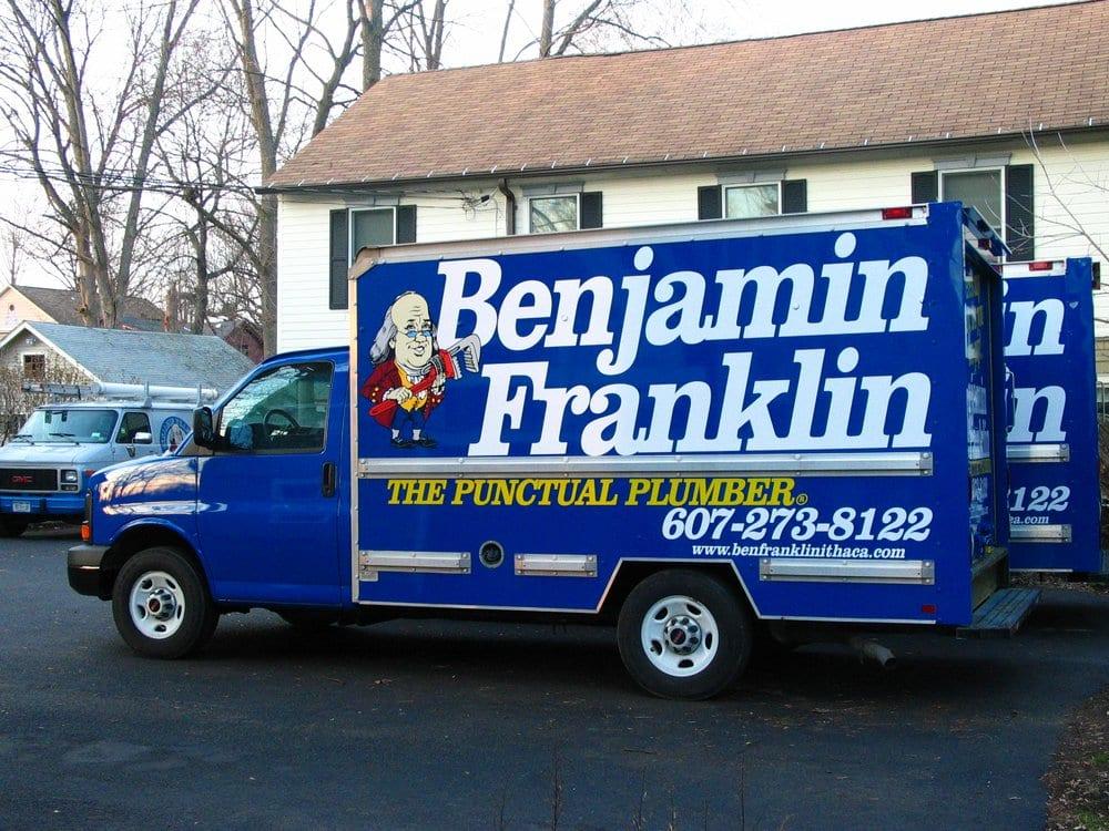 plumber plumbing franklin professional square in nc ben mooresville logo