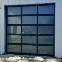 Foto de LaRoy Door - Monroe MI Estados Unidos. Aluminum full view door & LaRoy Door - 15 fotos - Puertas de garaje - 704 S Telegraph Rd ... Pezcame.Com