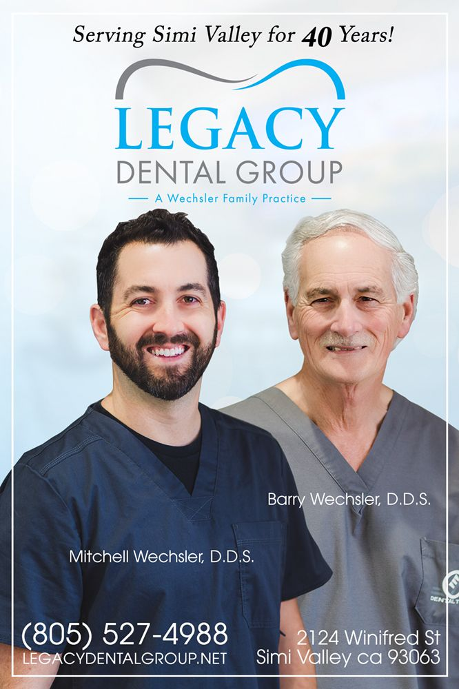 Legacy Dental Group A Wechsler Family Practice