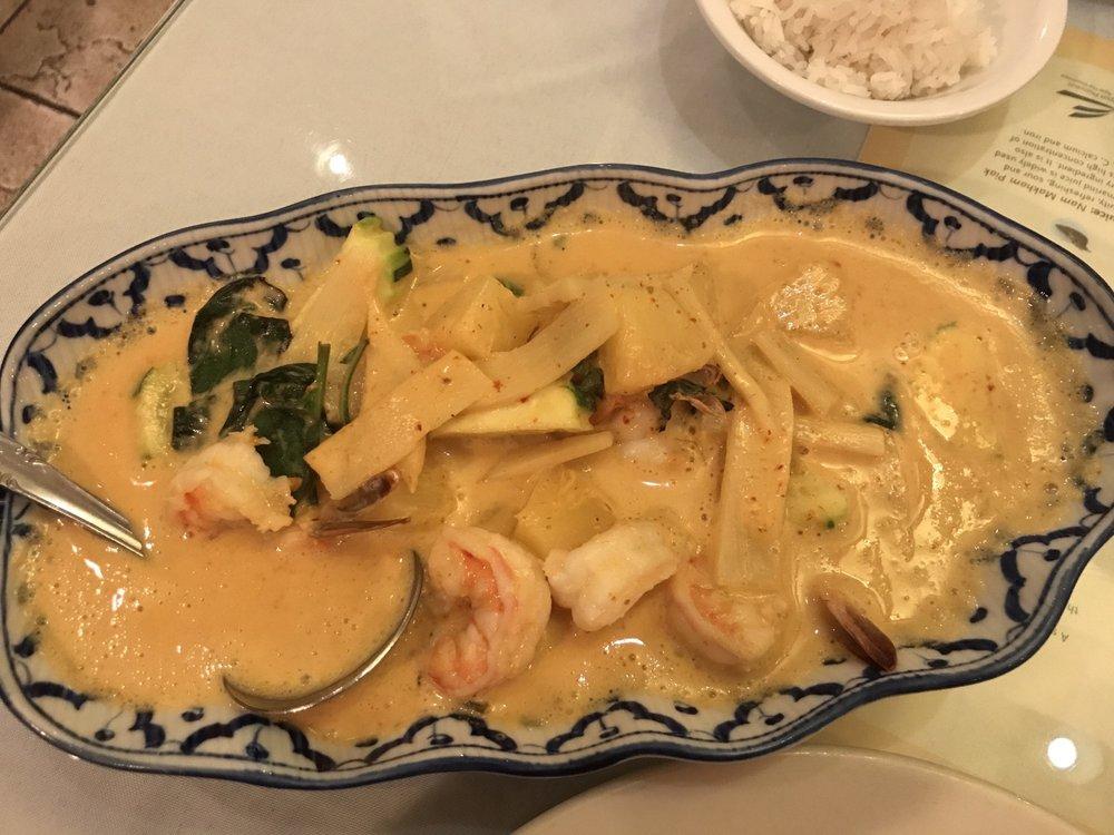 Food from Taste of Thai