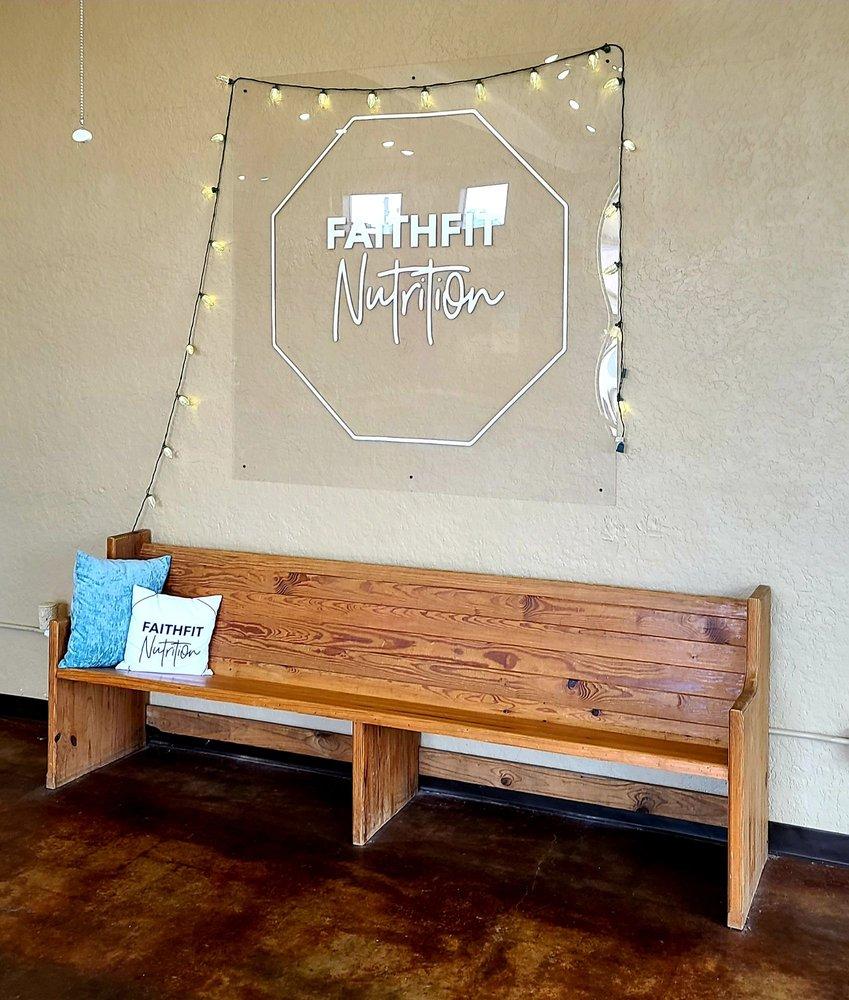 Faithfit Nutrition: 120 N Kilgore St, Kilgore, TX
