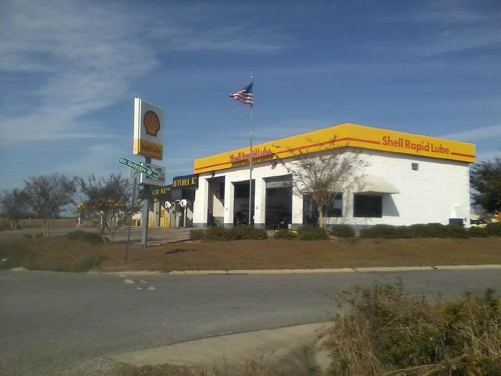 Shell Rapid Lube: 502 Rowland Dr, Moultrie, GA