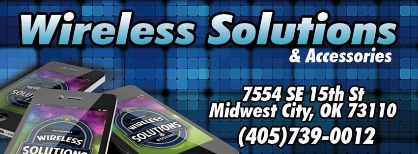 Wireless Solutions & Accessories: 7554 SE 15th St, Midwest City, OK