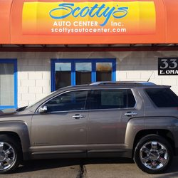 Scotty's Auto Center - Request a Quote - Car Dealers - 330 E Omaha