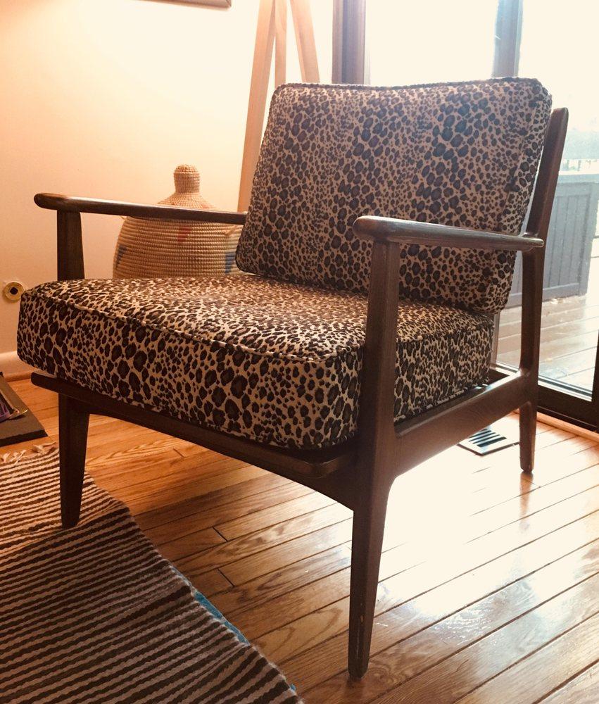Designs & Interiors by the Upholstery Shop: 757 Elden St, Herndon, VA