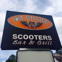 Photo Of Scooters Grill Bar Raleigh Nc United States
